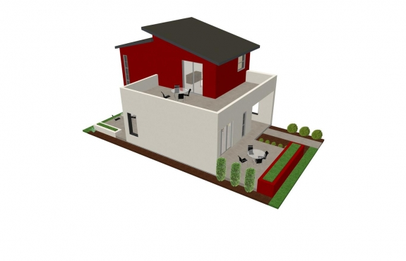 Small House Plan Overview