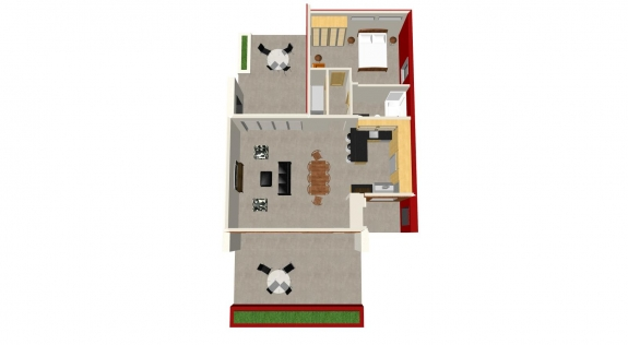 casita-overview of floorplan