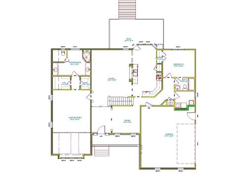 Traditional House Plans, Don Gardner Architects – Traditional
