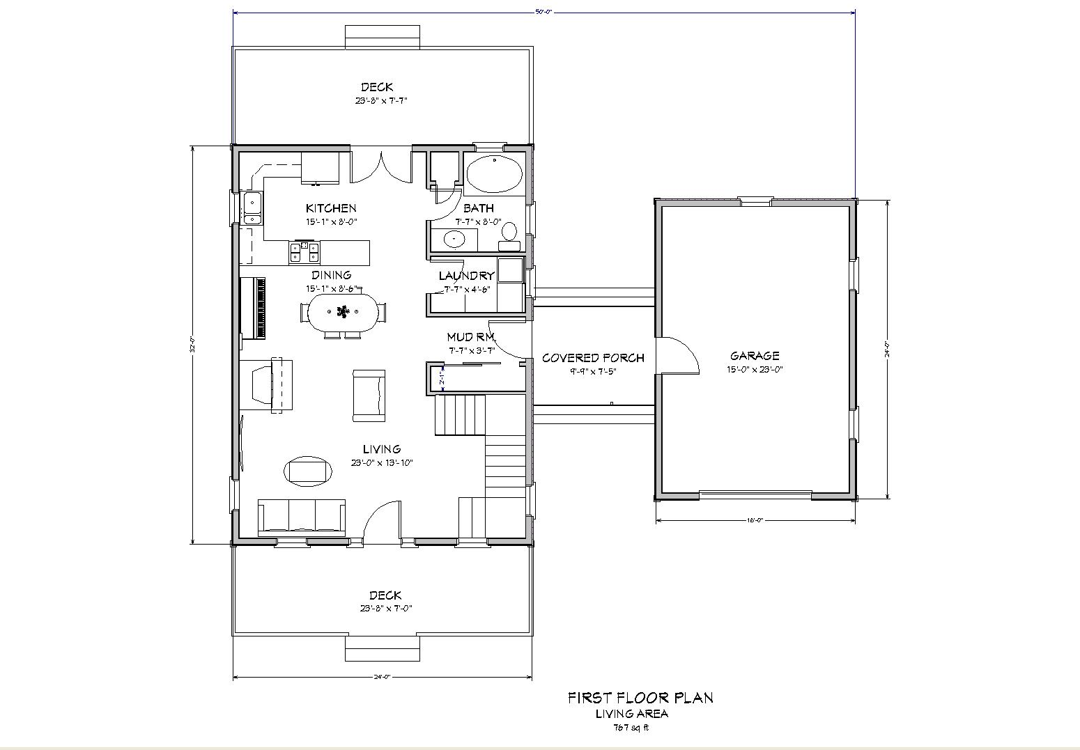NEW ENGLAND COLONIAL HOUSE PLANS « Floor Plans