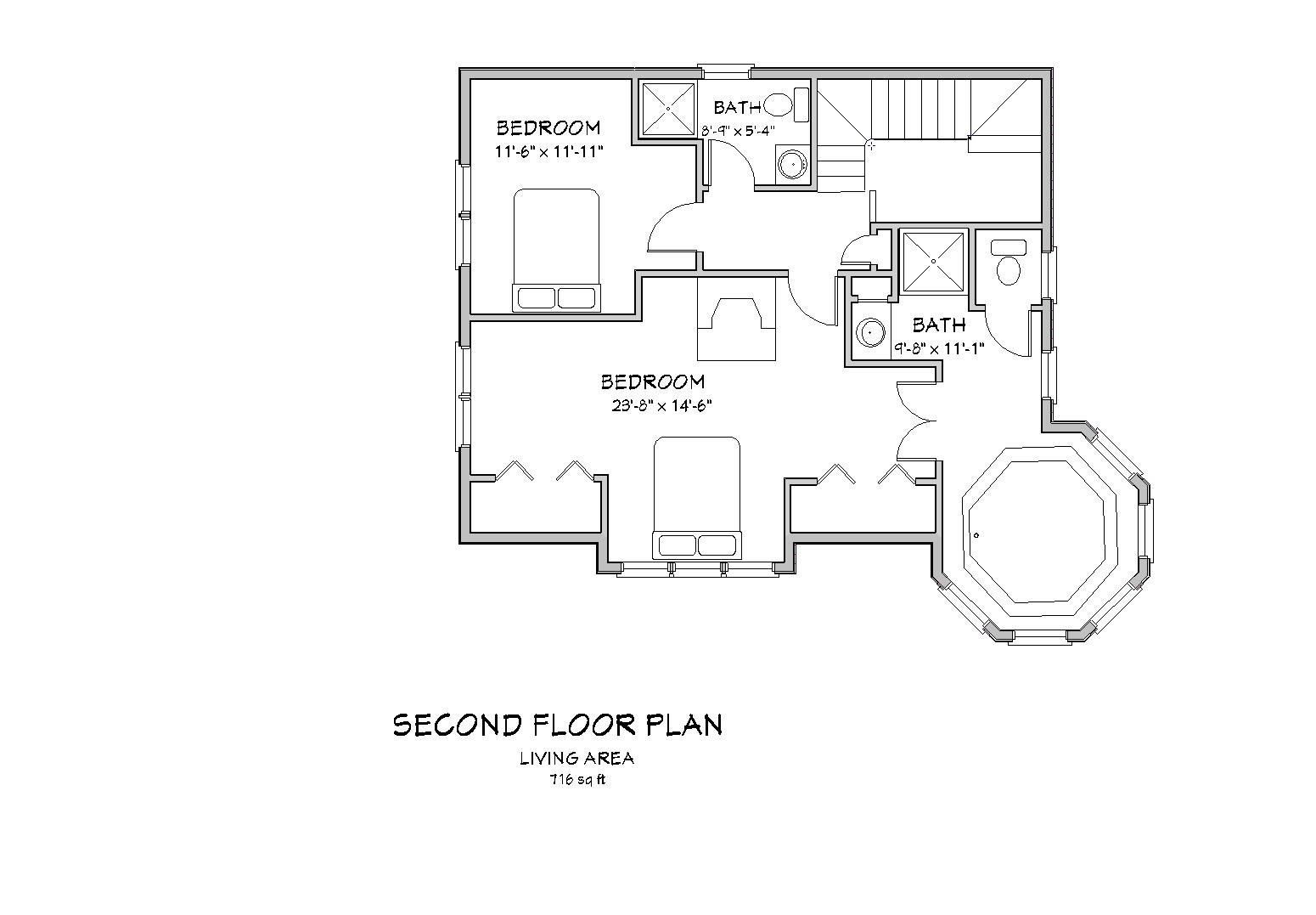 Home ideas Cottage house floor plans