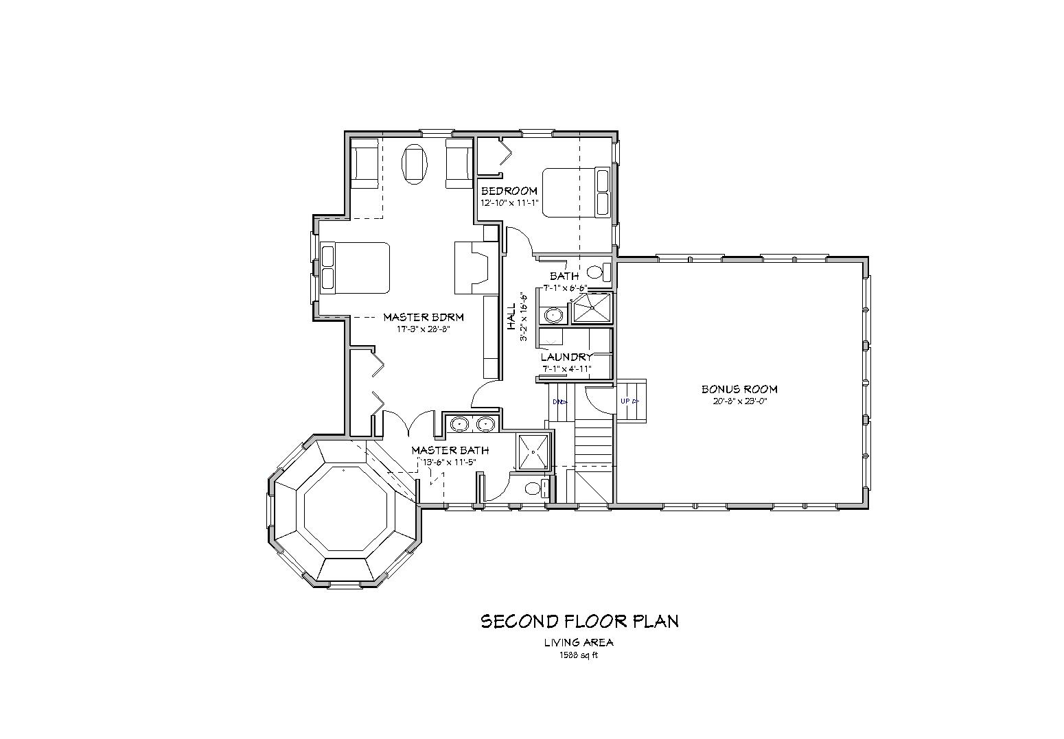 Traditional New England House Plan New England Country