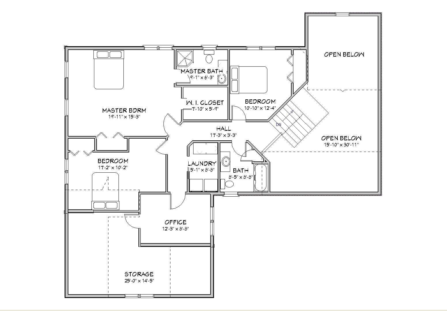 2 Story Country House Plans Floor Plans