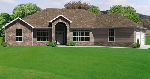 Empty Nest House Plan Downsizing Retirement Empty
